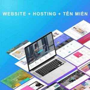 trọn gói website