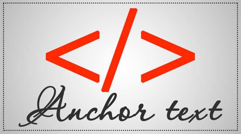anchor text trong seo