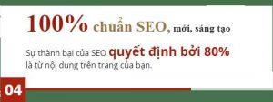 bài viết chuẩn seo