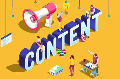 Dịch vụ viết bài, content